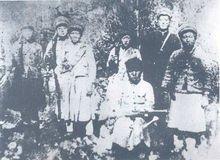 抗联战士照片