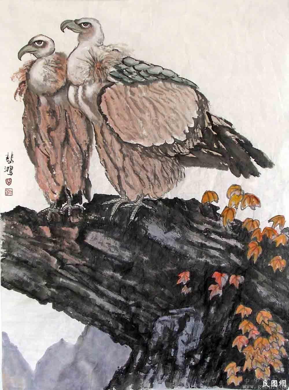 读书札记:徐悲鸿之所以成为一个伟大画家,决不是偶然的