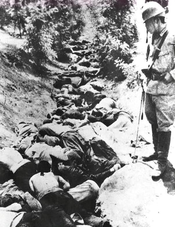 民国百科:南京大屠杀