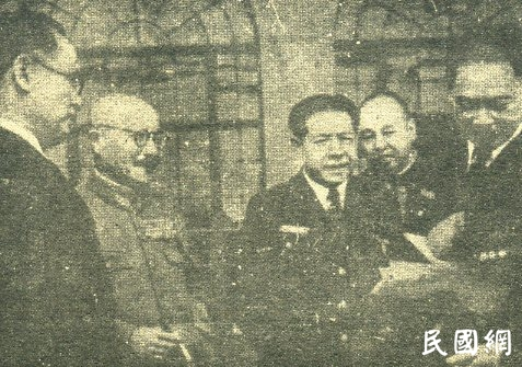 民国大事记-1942年