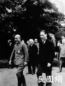 前尘往事:汪精卫投敌当傀儡心里有委曲吗?