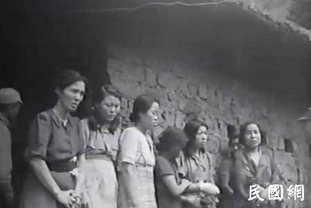 """回忆:残忍日军强迫慰安妇做""""四脚牛"""""""