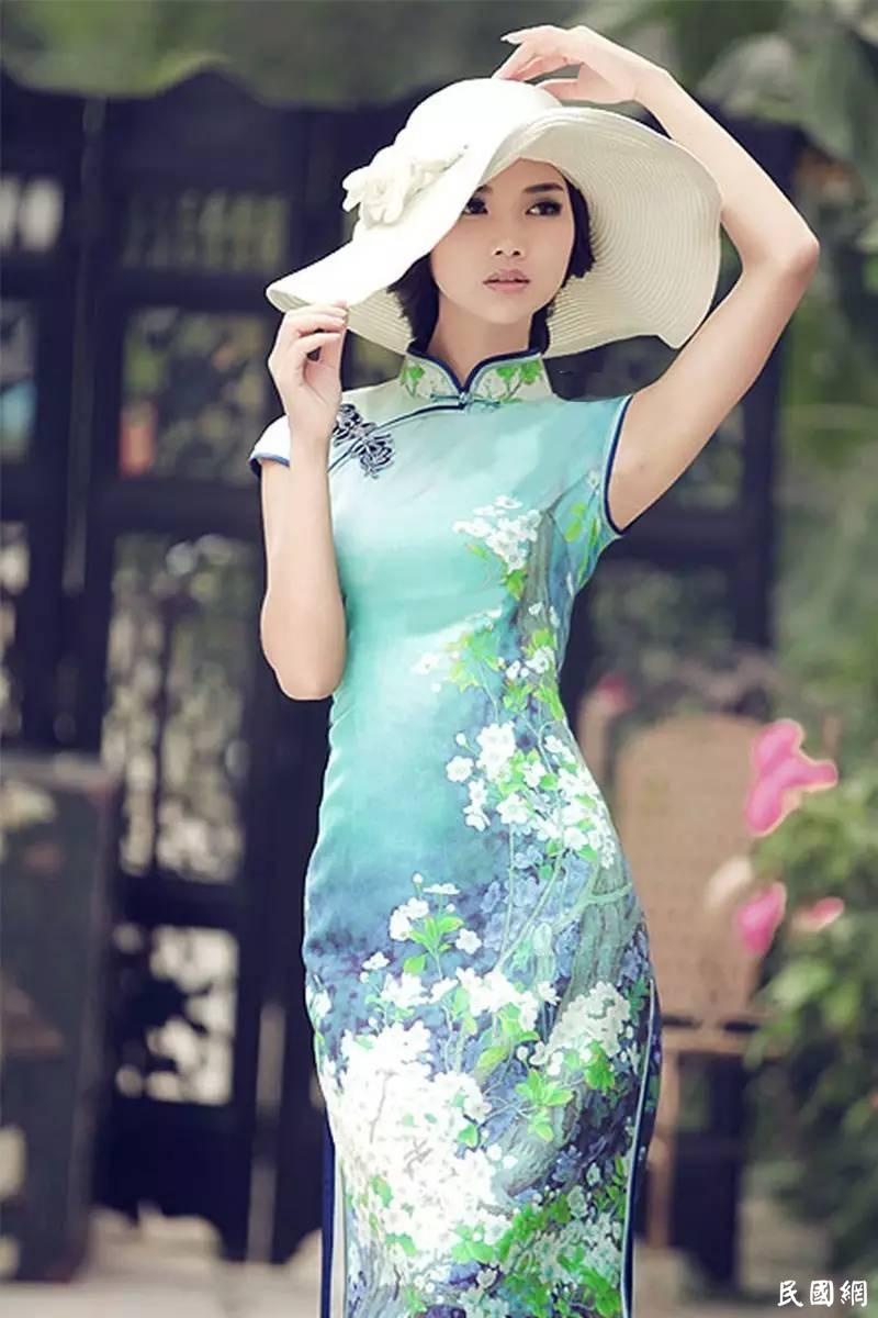 时代乱,时尚也乱:驱逐鞑虏,恢复旗袍?