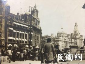 五马路:在外滩工作,开启上海下午茶文化