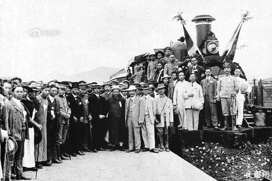 孙中山要修10万英里铁路,我们今天完成了多少?