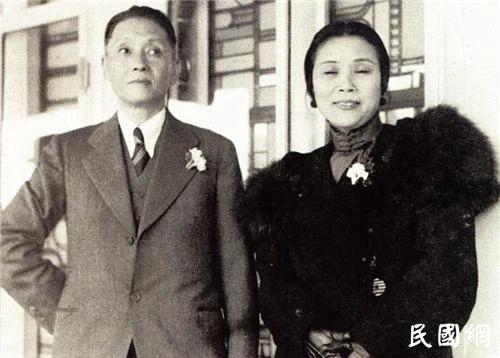 前尘往事:民国都有哪些人娶了日本妻子?