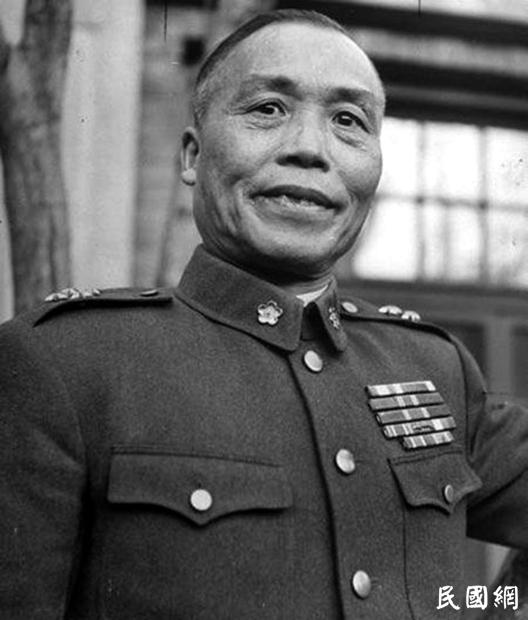 名将之花:国军抗日歼敌四大英雄榜