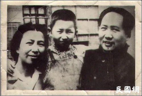 嫁给太阳:江青的延安故事