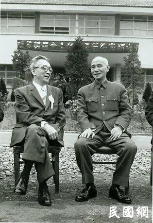 前尘往事:民国文人为何敢于冲撞蒋介石