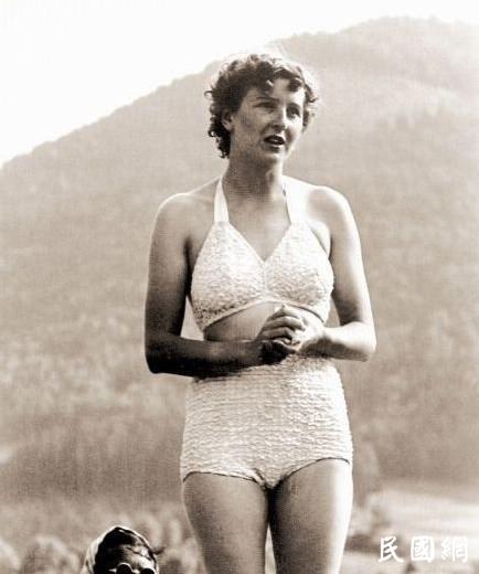 爱娃·布劳恩——  魔鬼希特勒的柔情之所在