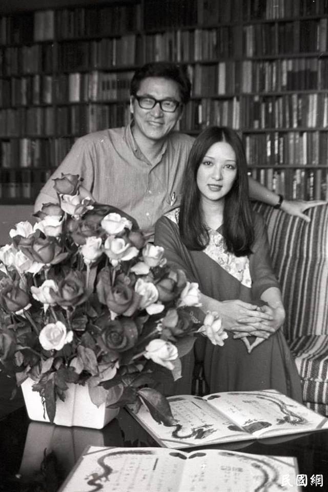 李敖与胡因梦的恋歌:相爱3个月,相恨40年