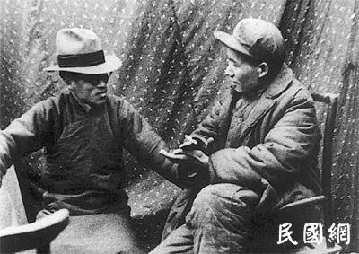 名人档案——学问大脾气更大的梁漱溟