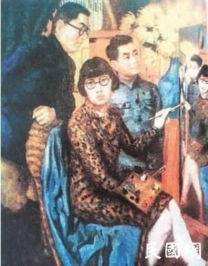 名人档案——孤儿-雏妓-小妾-画家:潘玉良