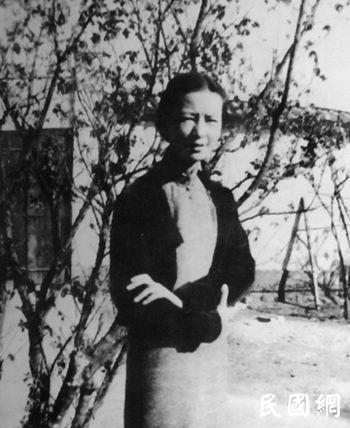 名人档案——建筑师中的文学家:林徽因