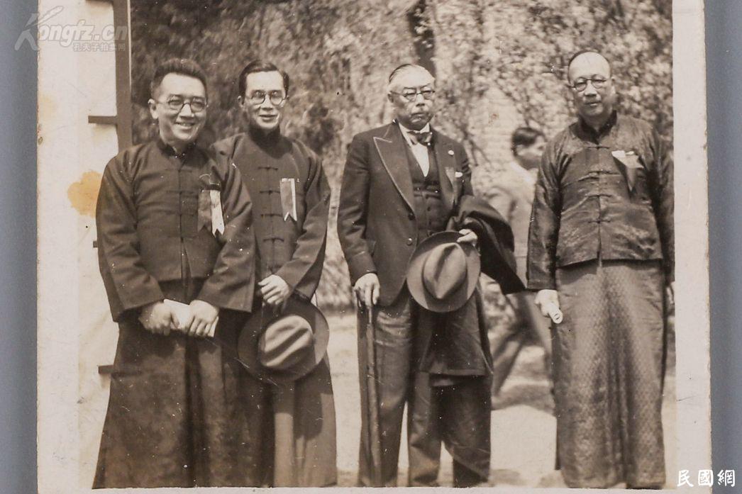 名人档案——跨越三个朝代的外交官颜惠庆