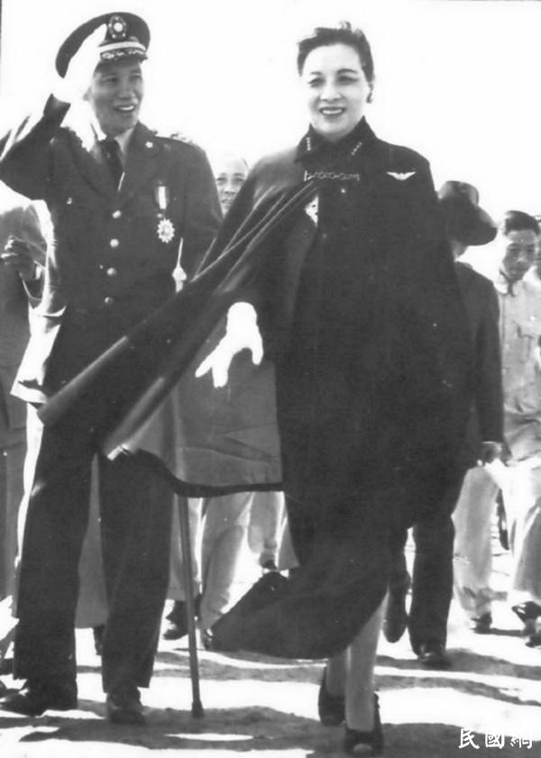 宋美龄与蒋介石:政治联姻还是两情相悦?