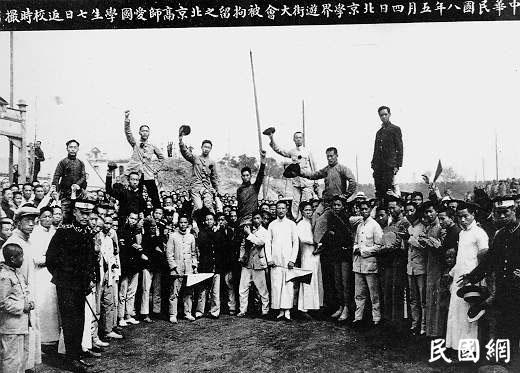 陈独秀: 中国人的革命, 总得要中国人来领导