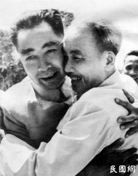 胡志明:宁为法国殖民地,也不愿被中国占领